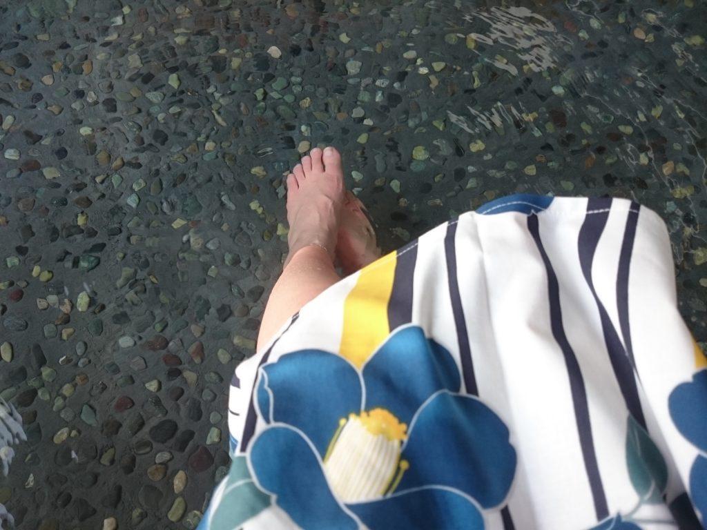 安土桃山時代をコンセプトにした関西最大級の温泉型テーマパーク空庭温