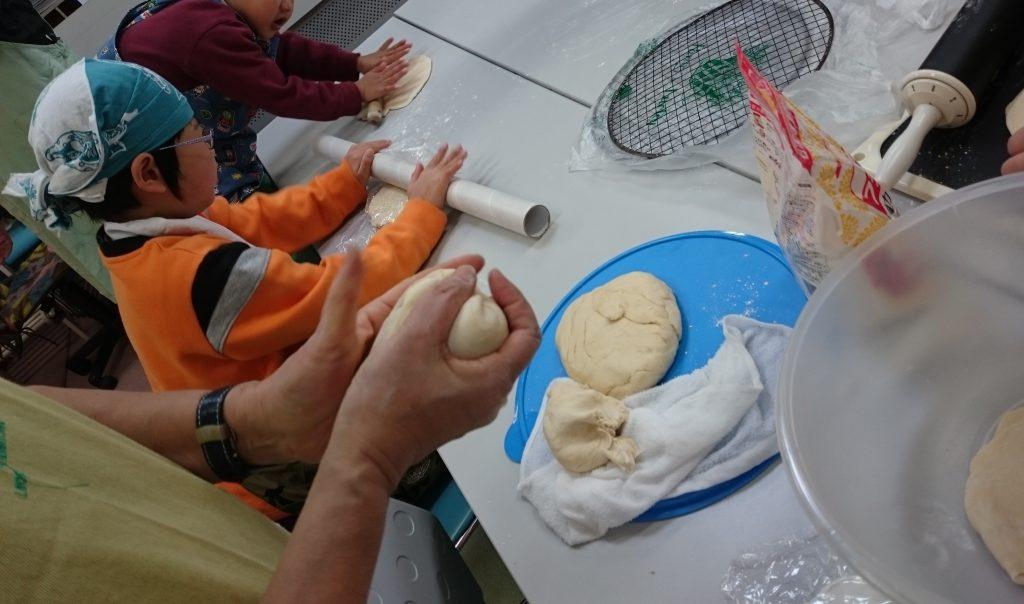 食育 宝塚市内で本格ピザ作り体験!ピザ釜レンタルも有り 農業体験