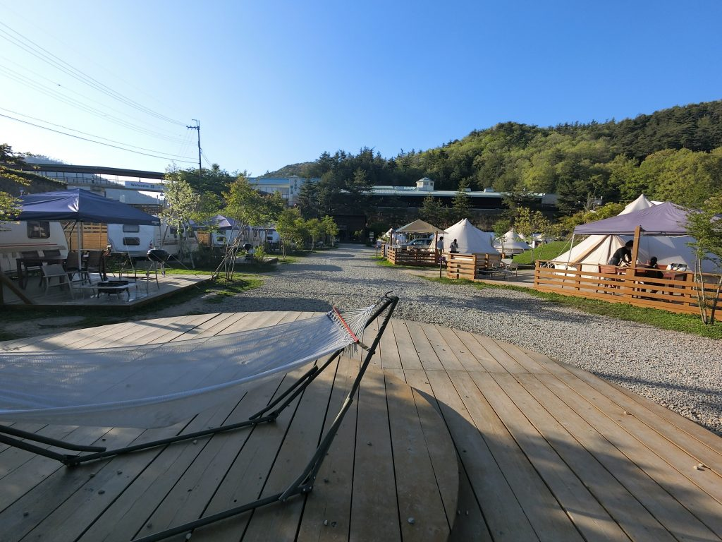 手軽でお勧め グランピングプチ体験してきた!京都るり渓 GRAX( グラックス)