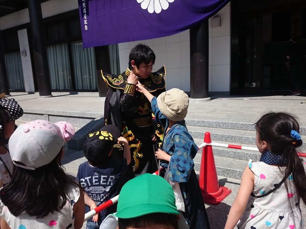 中山寺こどもフェスティバル 子どもの日イベント