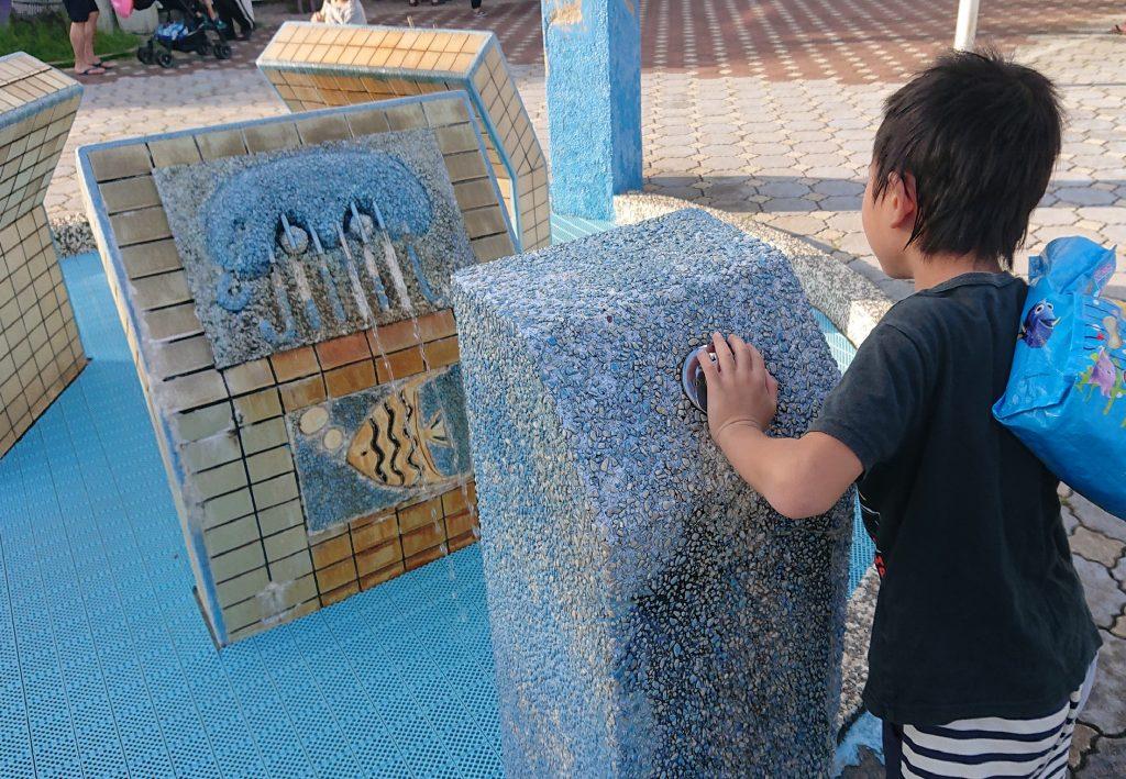 水のある公園!ウオーターランド 伊丹 川西 宝塚で水遊び