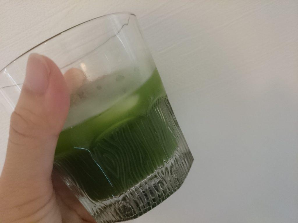 白いきくらげ青汁