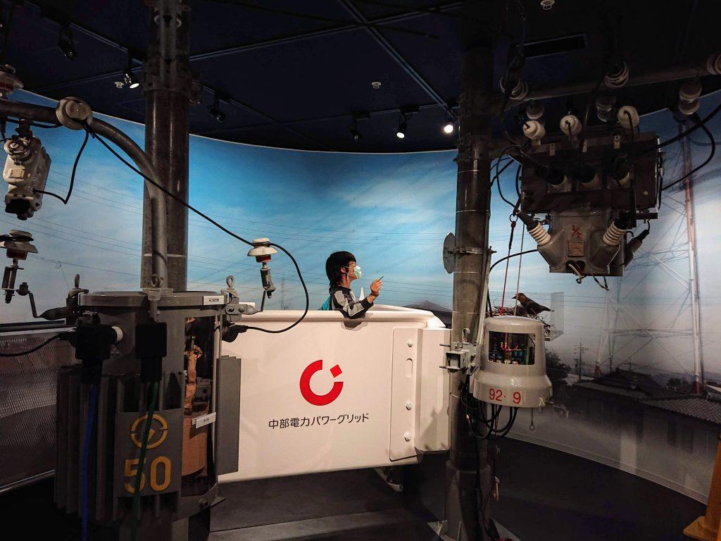 無料で楽しむ!でんきの科学館 名古屋