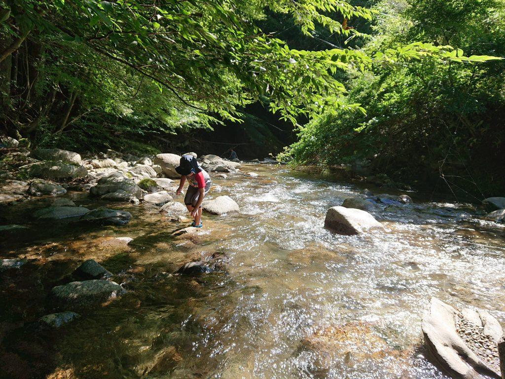 【三重県】予約が取りやすいキャンプ場で川遊び。オフロードランドMio