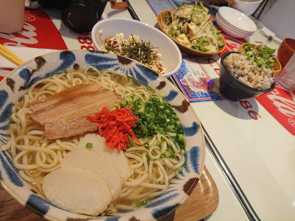 沖縄料理!名古屋大須の沖縄カフェ(オキナワカフェ)お勧めメニュー